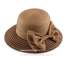 Wholesale Cheap Custom Small Straw Hat For 2015