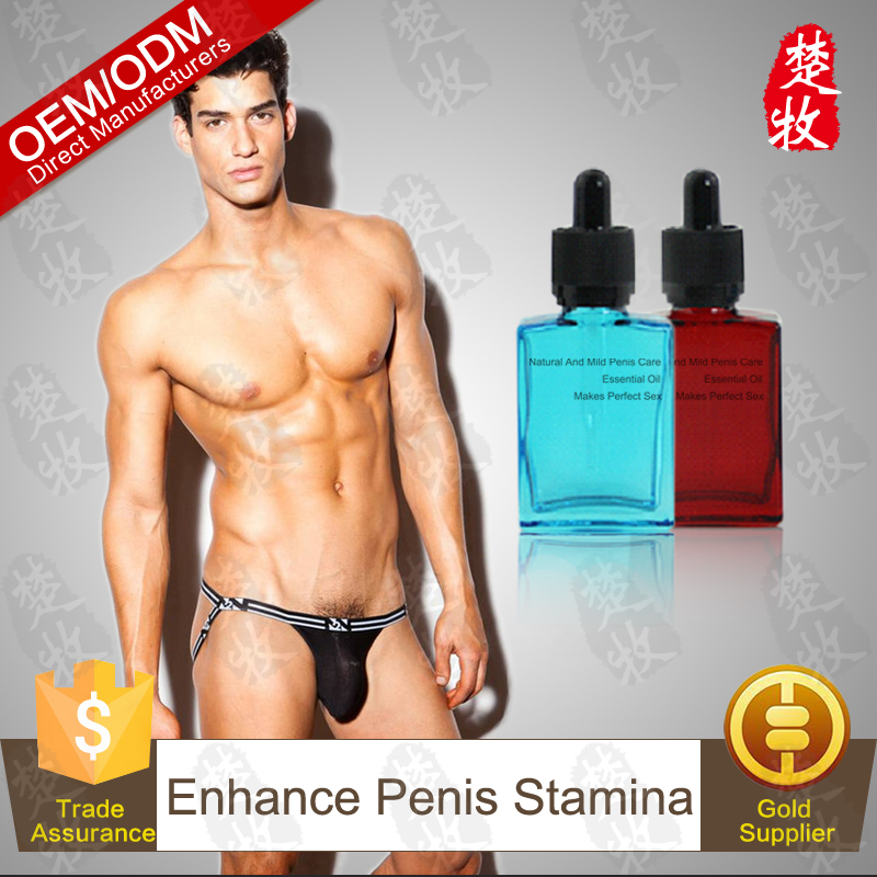 Penis Care Essential Oil Sex Massage Oil In 30ml Bottle