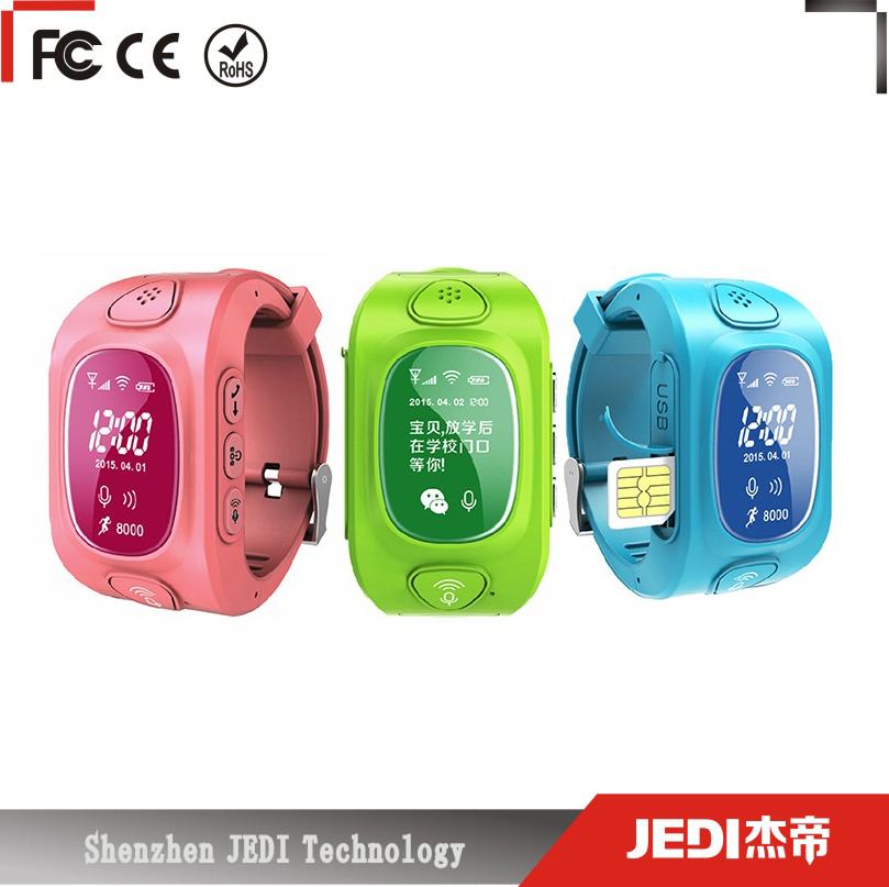 Gps watch fashion bracelet children GL1079