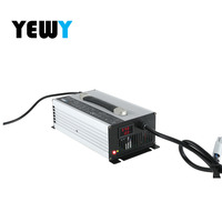 High quality power supply Lifepo4 battery charger 24V 45A automatic battery Charger for golf cart