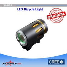 Jexree waterproof led light, bicycle accssory Led bike light 1200LM,rechargeable Led headlamp powerful Led caving light