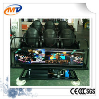 5D cinema, 6 seats , full set of 5D movie equipment for sale