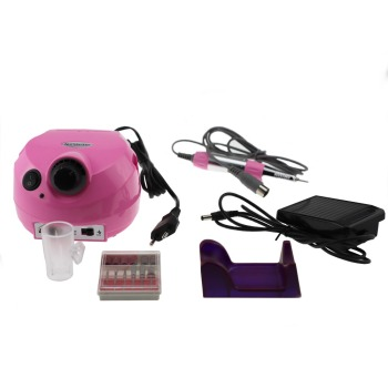 Professional Electric Nail Drill Machine Nail Manicure Pedicure Set 25000 rpm 30000 rpm 35000 rpm Nail Polisher