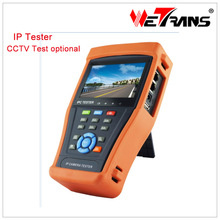 New 2017!!! High Quality Factory Hot Selling HD 4.3 inch IP Network Camera Cable Tester