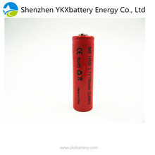 High Quality Cylindrical 14500 IMR 700mah 3.7v battery li-ion li ion lithium 14500 li ion battery