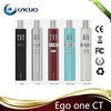 CACUQ Genuine joyetech wholesale ego one kit 2200mah eGo ONE CT/VT starter kit with joyetech ego one coil CT-Ti /CT-Ni/CW modes