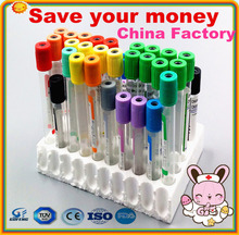 ISO CE FDA vacuum blood collection tubes with needles China Factory OEM