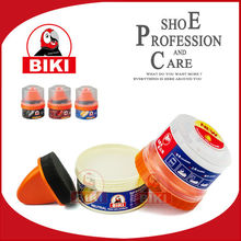 cream shoe care products