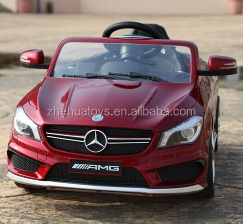 Mercedes Benz CLA45 Original License Car kids electric ride on car mercedes amg