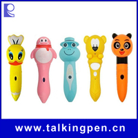 Intelligent Educational Toys Touch Reading Support 4GB/8GB/16GB with Rechargeable Battery