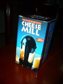 Amazing Grater Cheese Mill