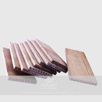 high quality linden wood pencil sandwich slats SS-003