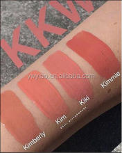newest matte liquid lipstick kyli kkw lipgloss private label