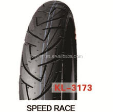speed racing China tubeless motorcycle tyres100/80-14
