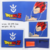 Dragon Ball Vegeta Silicone wallet