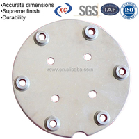 High precision stamping microwave oven components