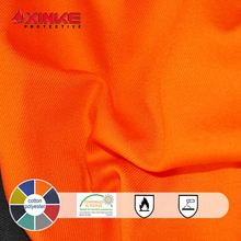 CVC Flame retardant fabric 60/40 320gsm