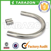 STAINLESS STEEL CAFE RACER SEAT HOOP FRAME LOOP for HONDA YAMAHA SUZUKI