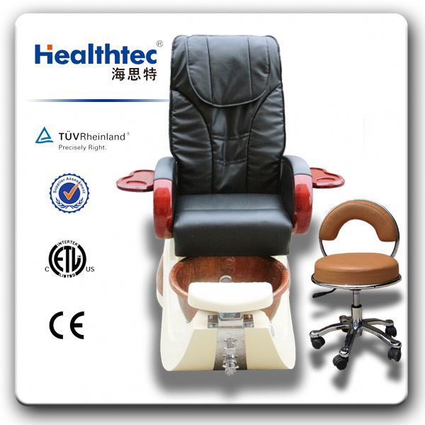 Promotion wholesale hotel pedicure spa chair uk/ human touch pedicure chairs/ hotel wholesale salon equipment
