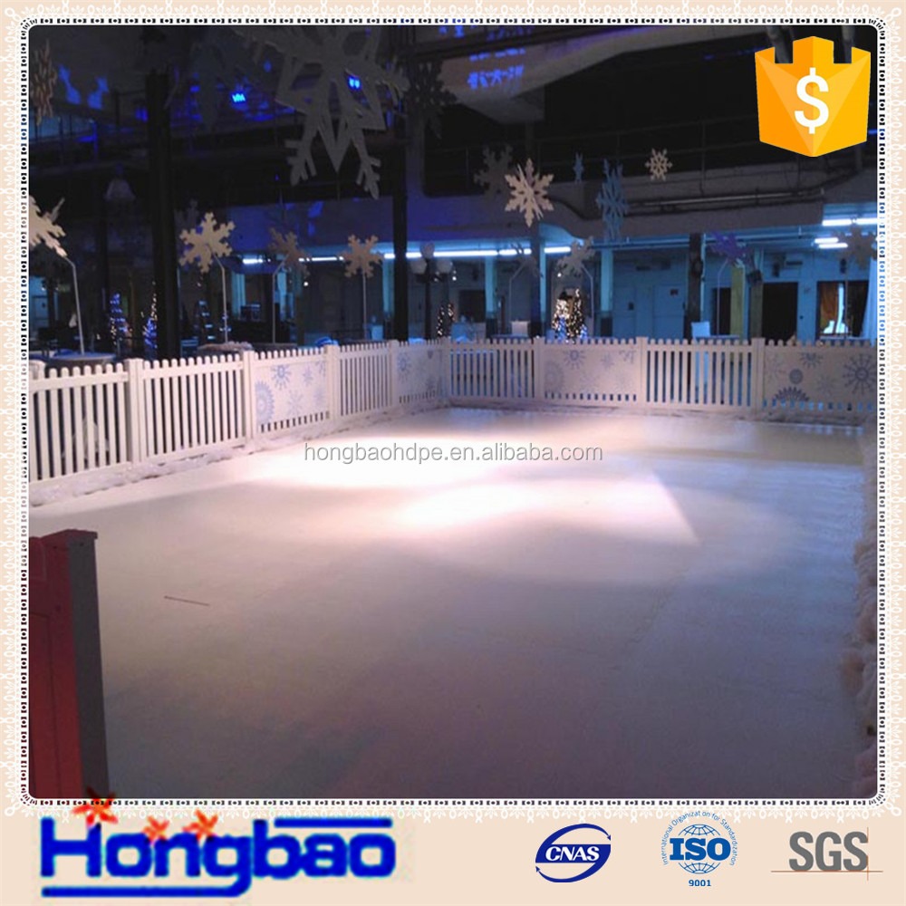 See larger image Portable <strong>PE</strong> Synthetic Ice Rink dasher board/mobile ice skating plate/ice rink hockey dasher board Portable <strong>PE</strong>