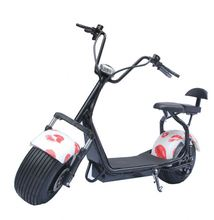 Taizhou manufacturer cheap electric scooters for teenagers with rear seat