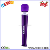 Most Popular Magic Wand High-Quality Huge rechargeable vibrator adult toys