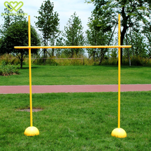 Adjustable Agility Hurdles Poles Set