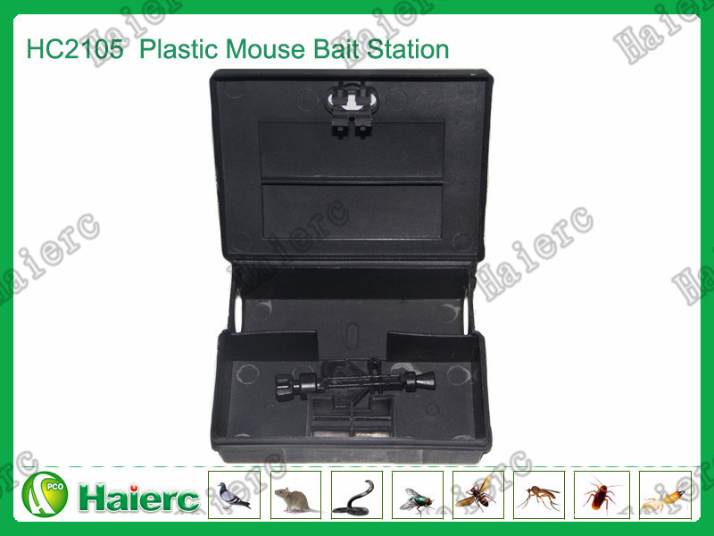 Haierc Pest control bait station Mouse trap (HC2105)
