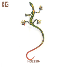 High Quality Special Custom Gecko Shape Metal Modern Abstract Art Crafts