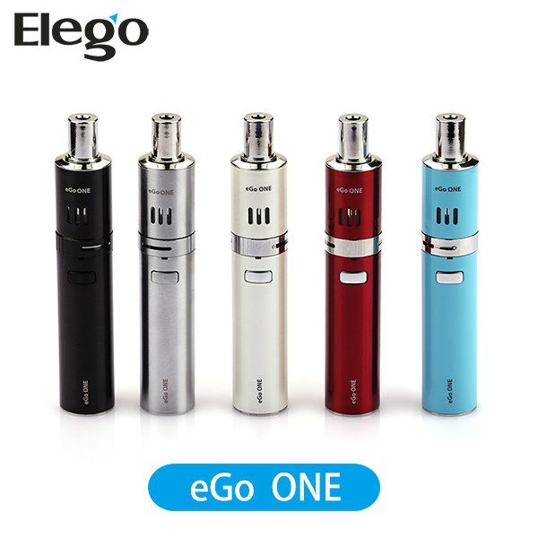 Elego 2015 Best Selling Wholesale Electronic Cigarette eGo Vapor Pen 100% Original Joyetech eGo One Kit