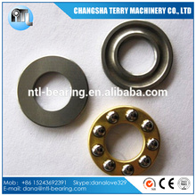 F6-12M Good quality small thrust ball bearing