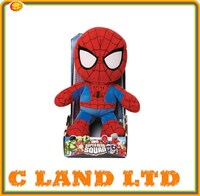12INCH Large Plush Soft Toy NEW Marvel Super Hero Squad Spider Man