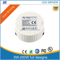 With Triac Dimmer Constant current AC-DC CE 12W Led power supply