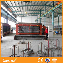 Fully automatic heavy duty hexagonal wire mesh machine / gabion making machine