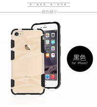 Dropshipping Shockproof Fashion Sport PC TPU Phone Cover Case For IPhone 7 I7 7 PlusCase
