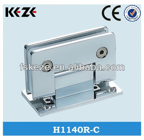 H1140R shower room twist lock hardware