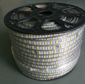 low price stocks 3000K 120leds/m 110V led strip light