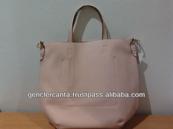 Pink ladies night wear stylish bag