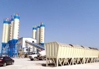2015 New High Quality Ready Mix Concrete Batch Plant Layout price
