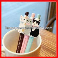 Cute Cartoon kids Korean Style Gel pen