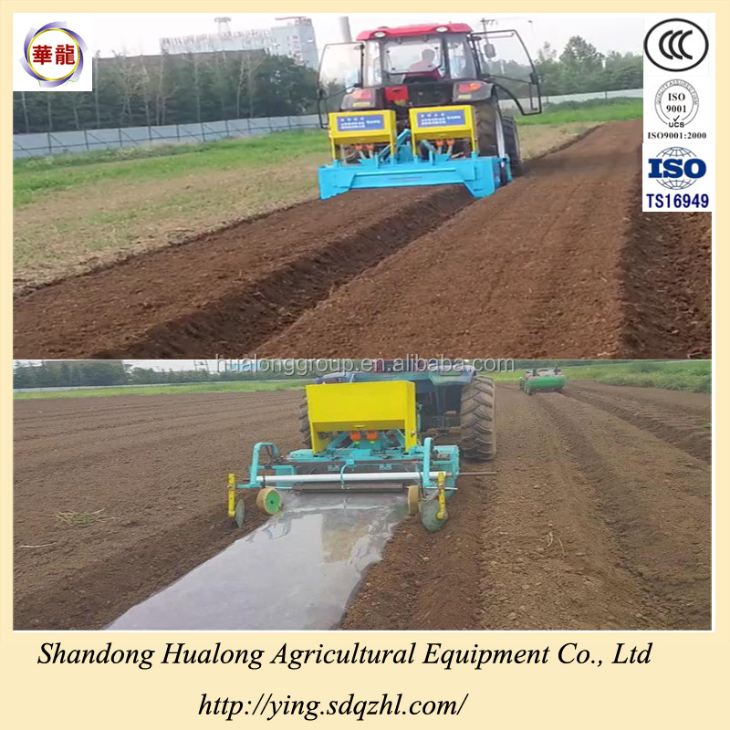 one bed tractor rotavator for agricultural implements