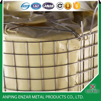 Exnomic and Durable Galvanized Wire Mesh 1/4in x 1/4in