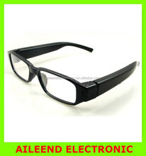 1280x 720P 5 mega pixels CMOS pinhole spy glasses camera, 720P DVR Glasses