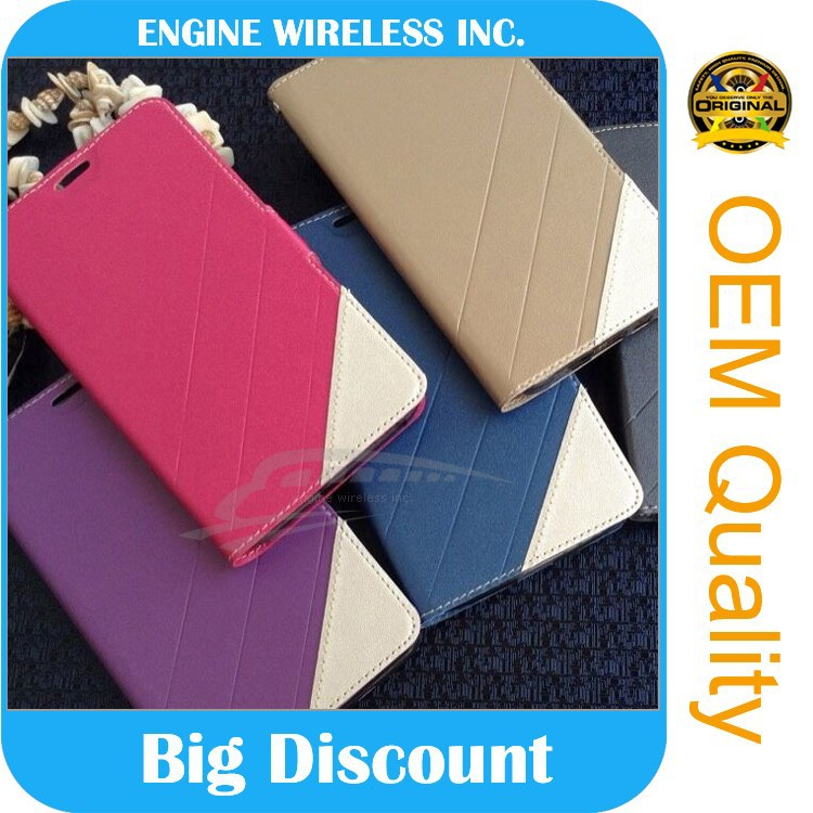 order from china direct leather flip case for lenovo s720