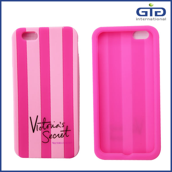 [GGIT]Hot Sell Soft Bar Screen Printing Mobile Phone Silicon Case Cover
