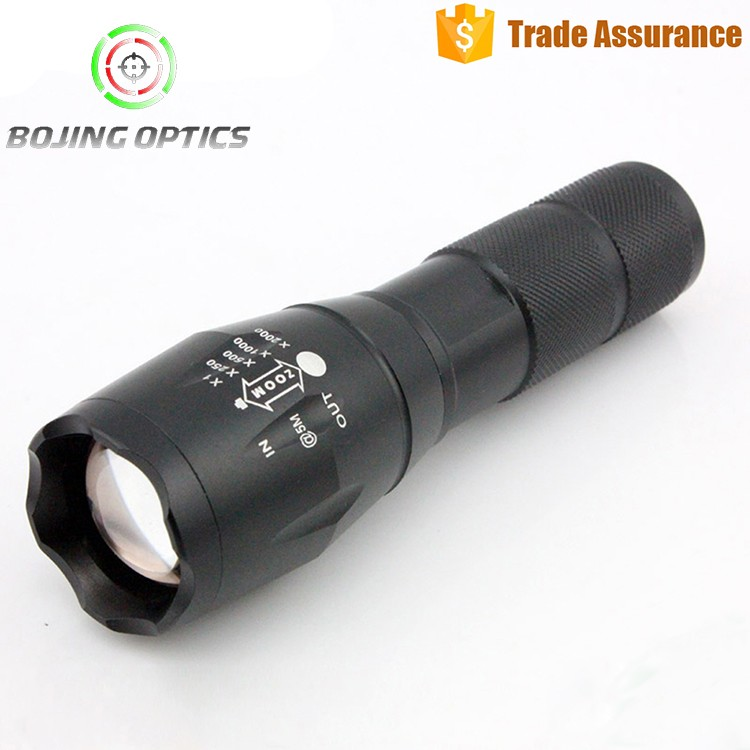 AAA /18650 battery T6 XML bicycling equipment zoomable Torch outdoor lighting led tactical g700 shadowhawk x800 flashlight