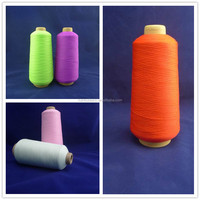 100 Nylon high stretch yarn and Spandex covered polyamide yarn