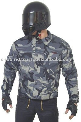 Cordura Motorbike Jacket,Gents Jacket Motorcycle with protector Mix color
