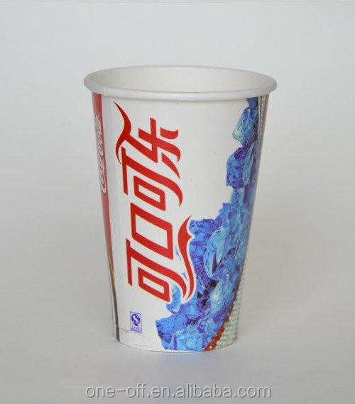 Food and beverage, ice cola cup