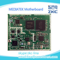 MediaTek Dual Core Mainboard , Android Motherboard PCBA Manufacturer